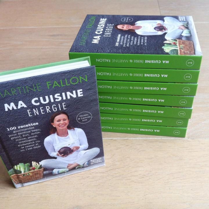 Martine Fallon - Ma Cuisine Energie