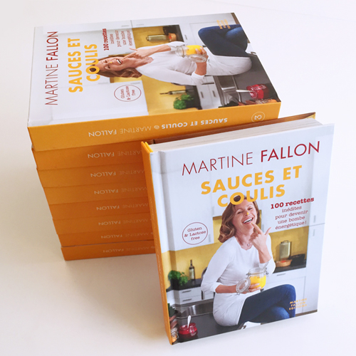 Martine Fallon Sauces et Coulis